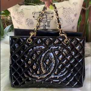 🦋Chanel Vintage Quilted Gst🦋